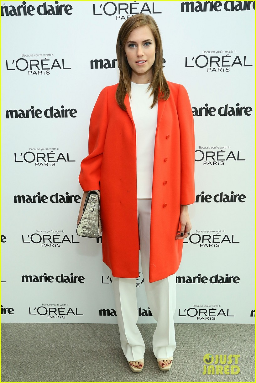 allison williams marie claire power women lunch 132983040