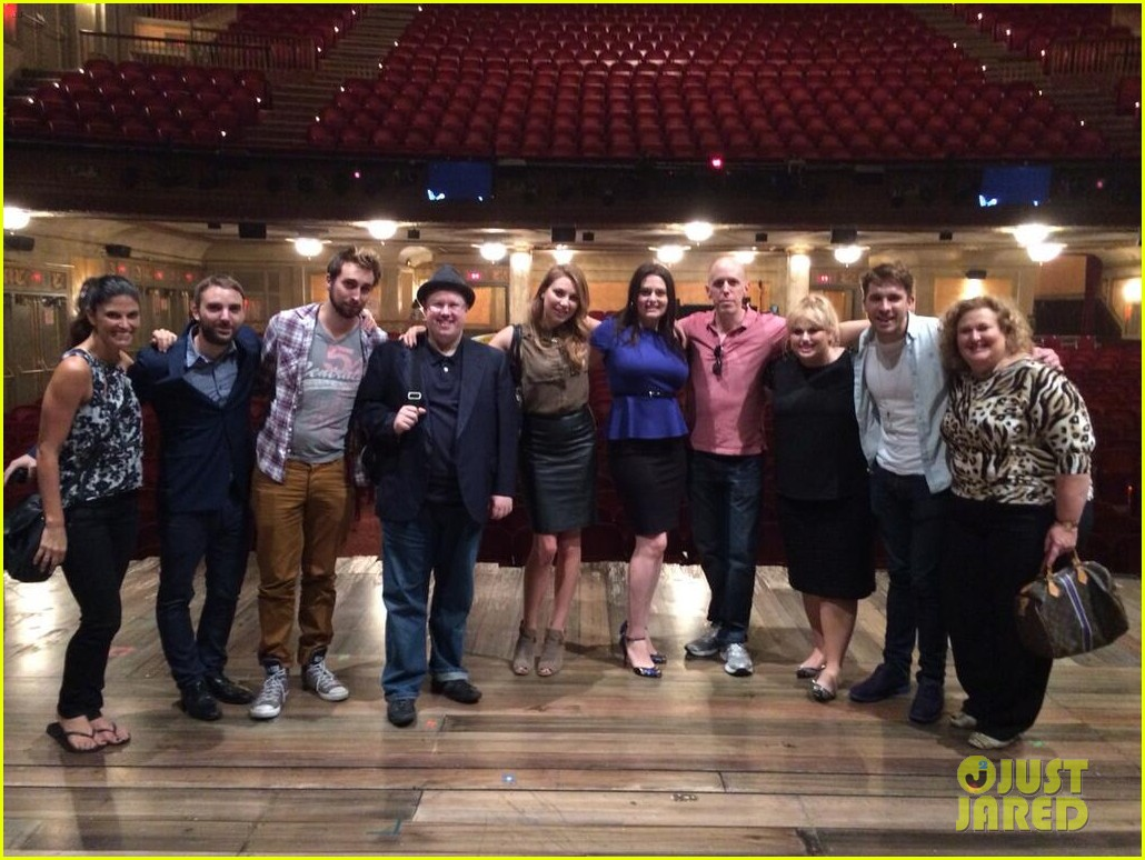 rebel wilson catches big fish other broadway shows 032964943