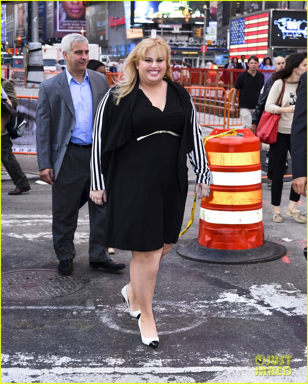 rebel wilson catches big fish other broadway shows 042964944