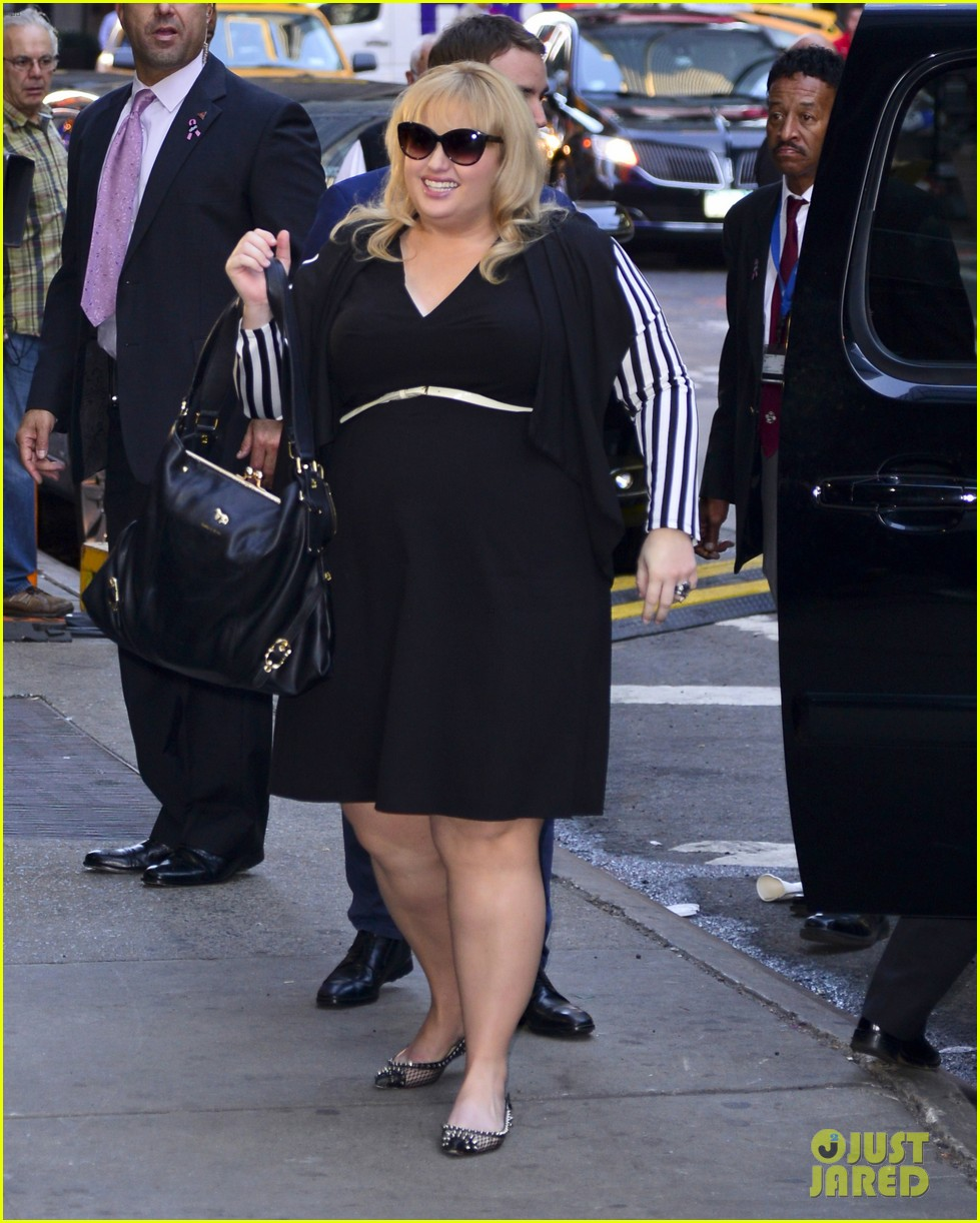 rebel wilson catches big fish other broadway shows 132964953