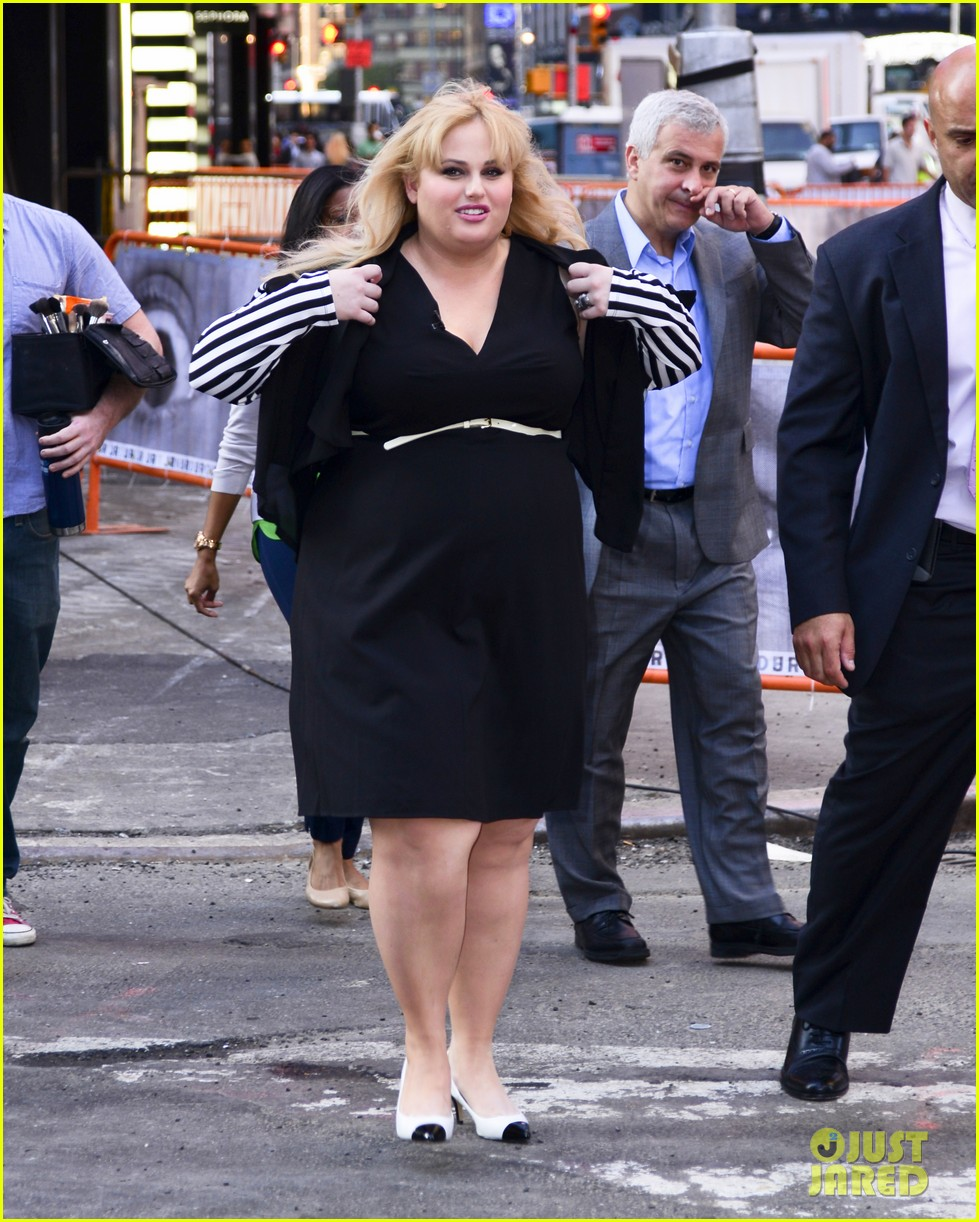 rebel wilson catches big fish other broadway shows 15