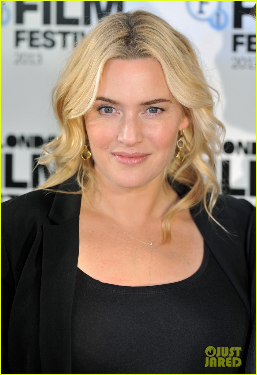 kate winslet josh brolin labor day bfi fest photo call 022971634