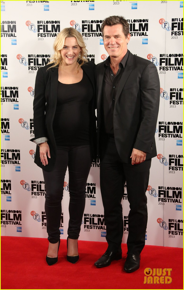 kate winslet josh brolin labor day bfi fest photo call 082971640
