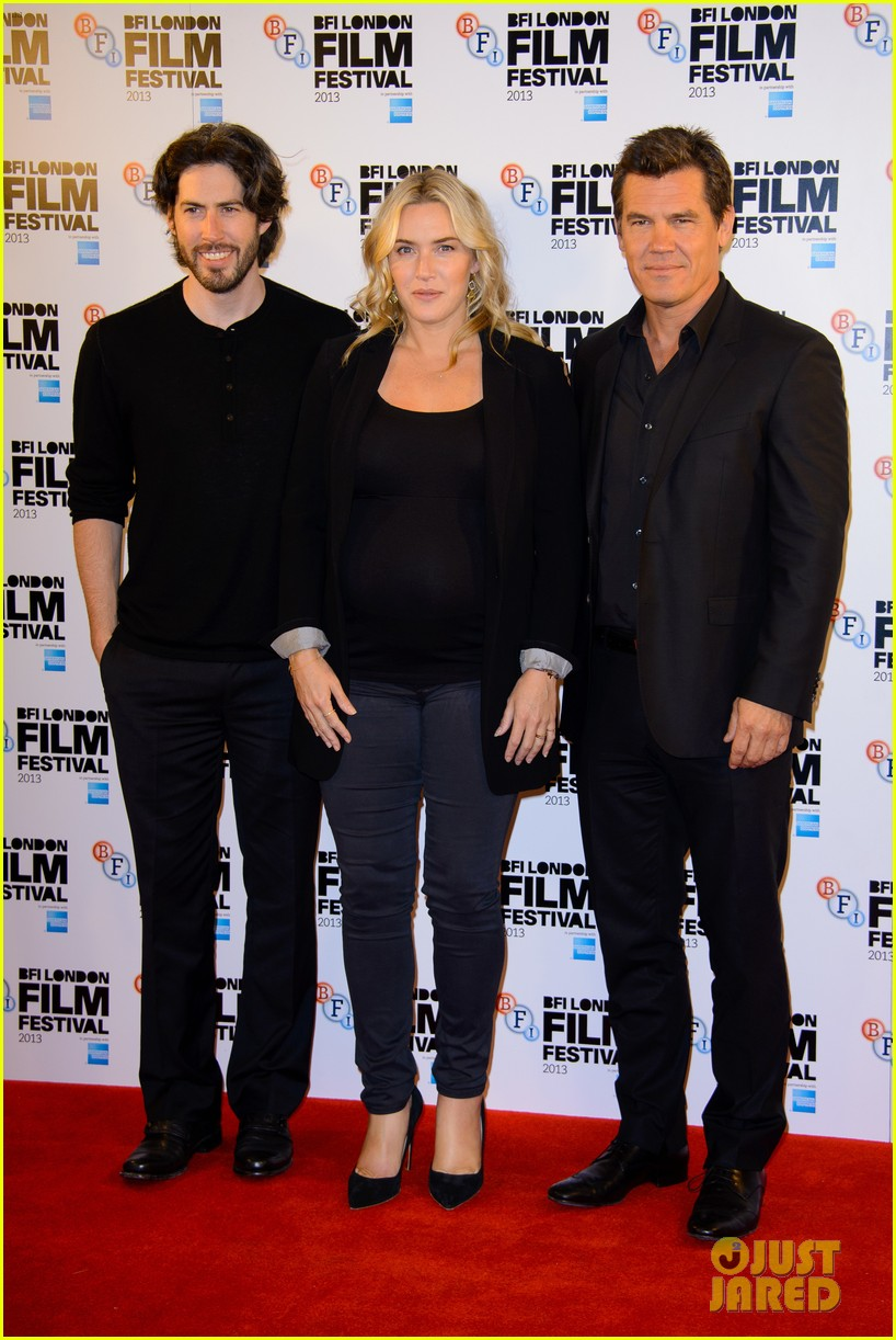 kate winslet josh brolin labor day bfi fest photo call 092971641