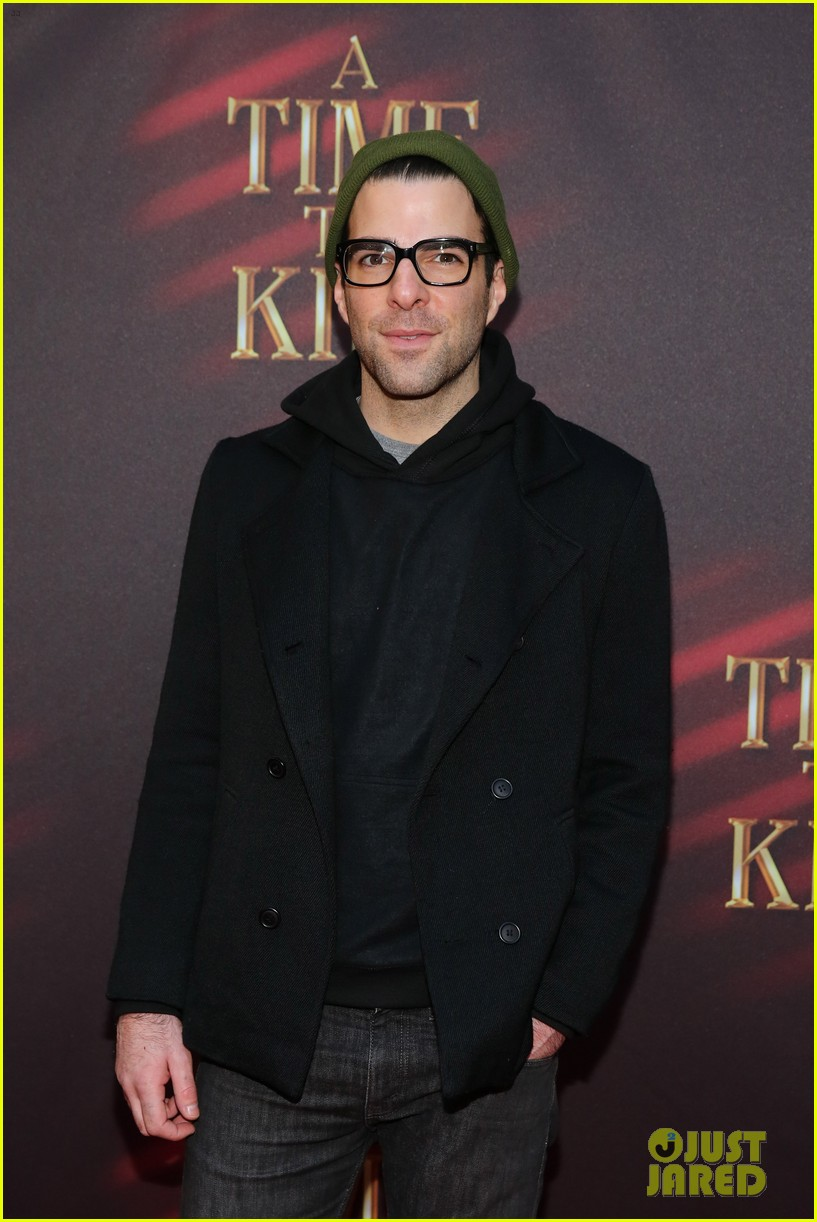 zachary quinto bobby cannavale a time to kill broadway opening 022975738