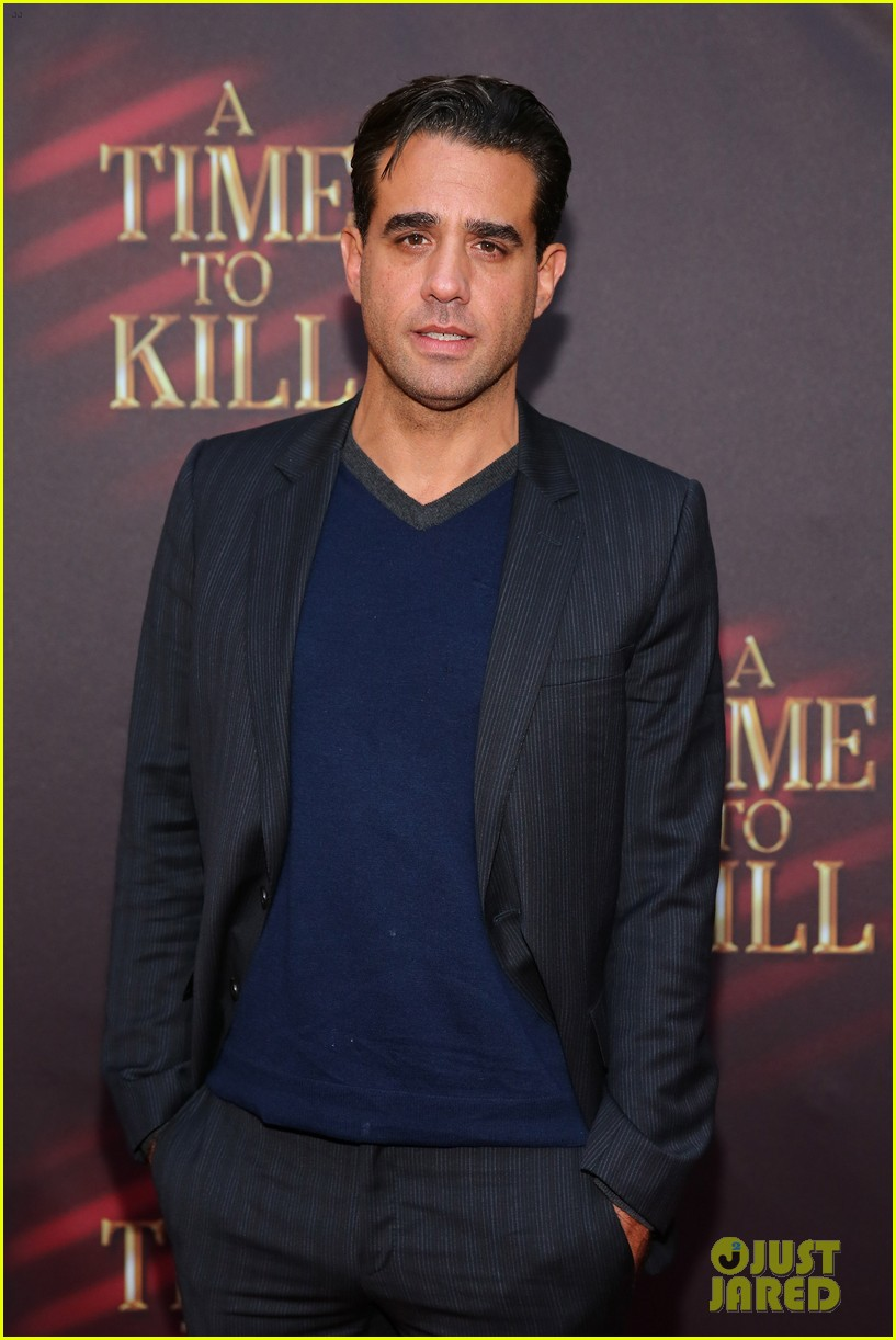 zachary quinto bobby cannavale a time to kill broadway opening 032975739