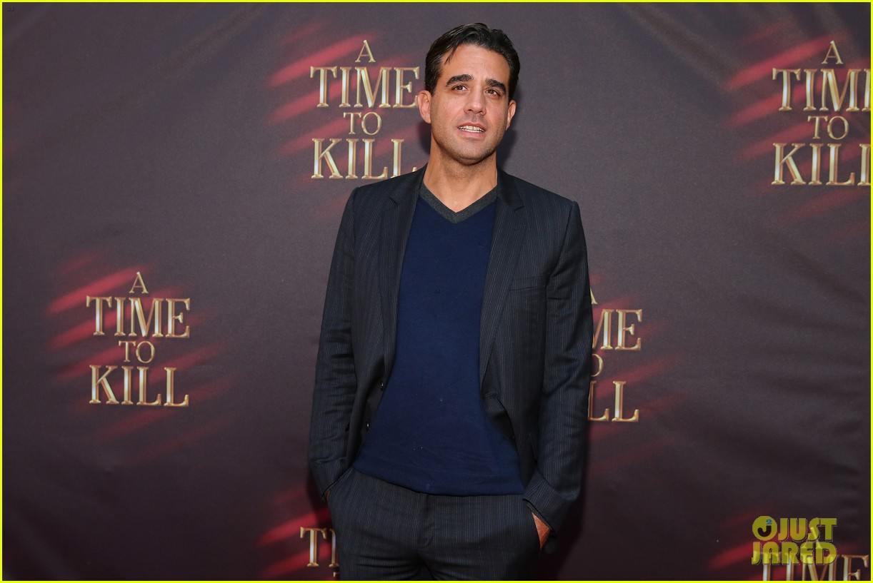 zachary quinto bobby cannavale a time to kill broadway opening 092975745