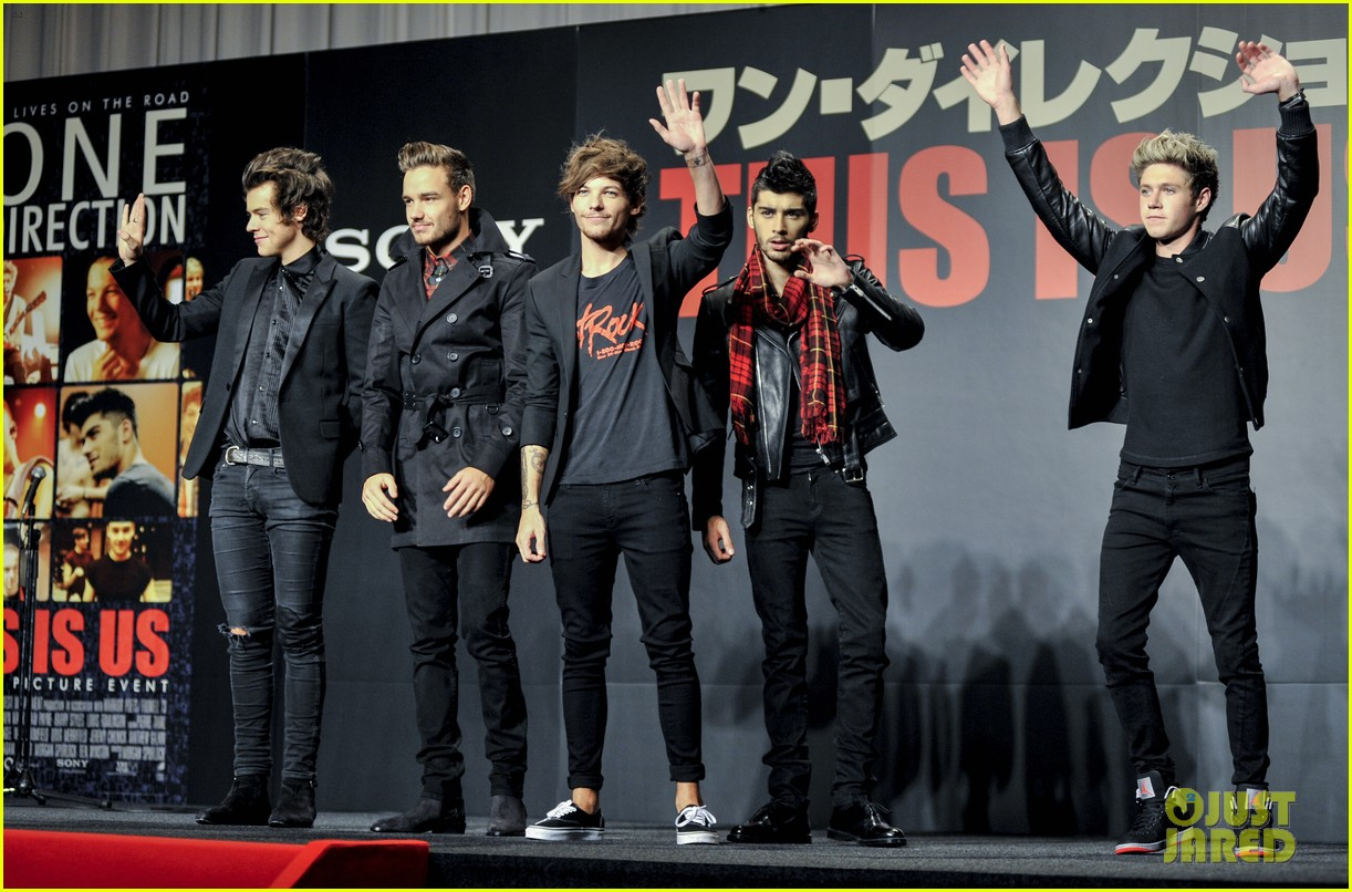 one direction this is us promo japan 062985463