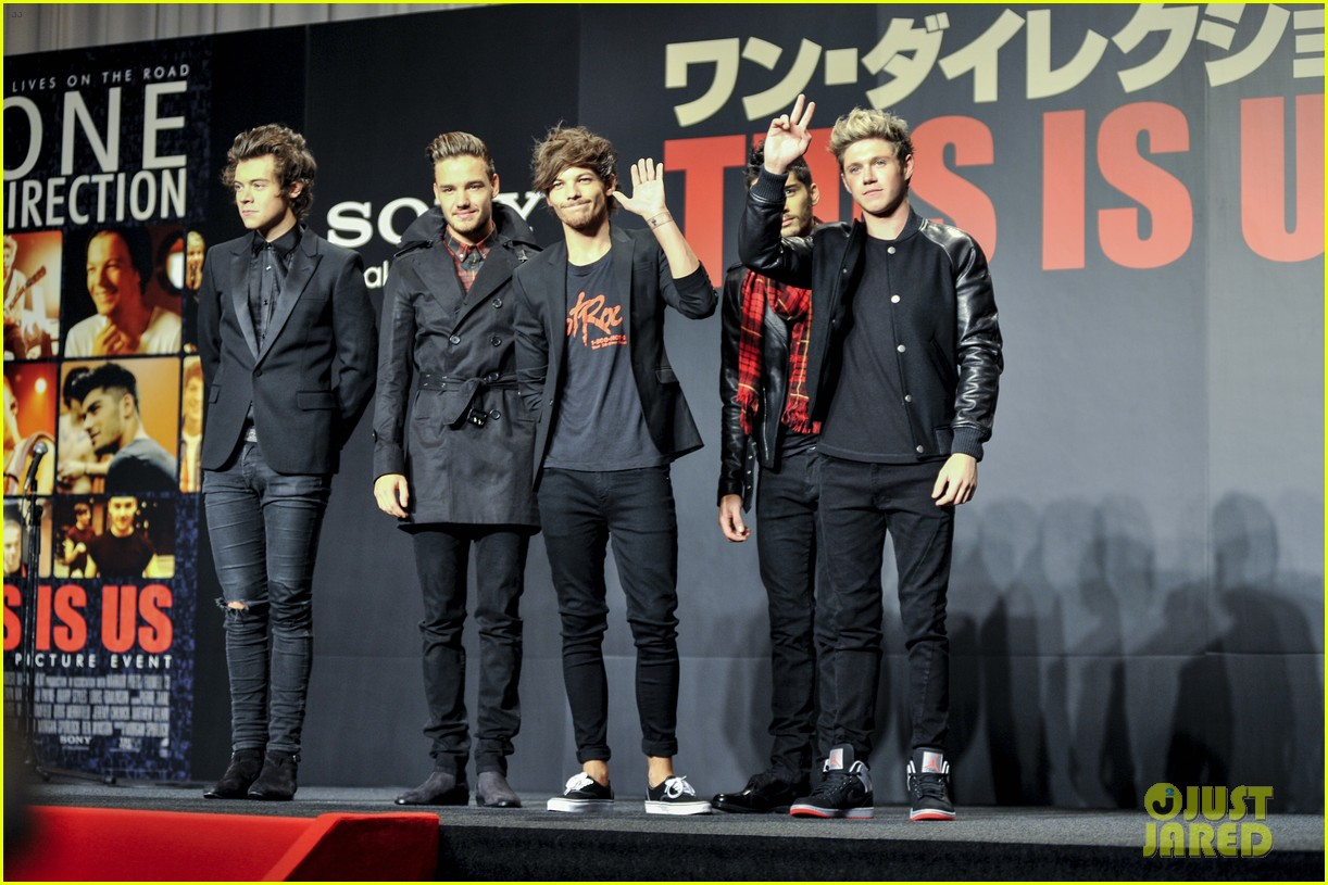 one direction this is us promo japan 092985466