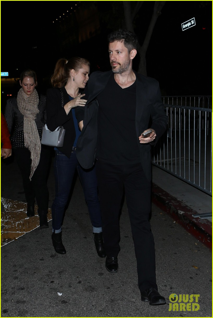 amy adams supports pal justin timberlake at 2020 concert 053001125