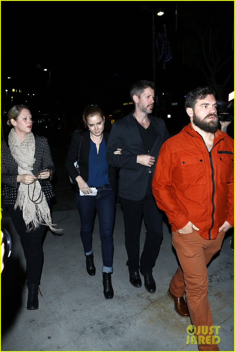 amy adams supports pal justin timberlake at 2020 concert 083001128