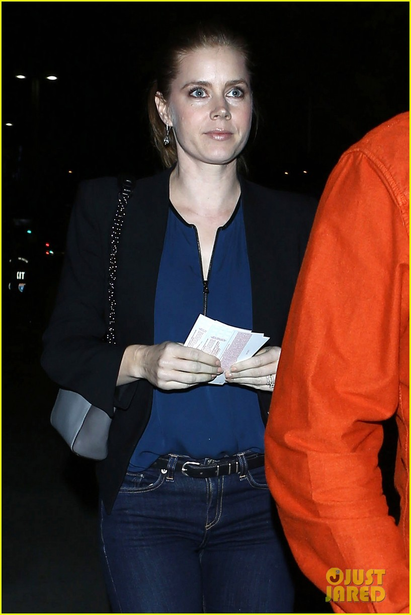 amy adams supports pal justin timberlake at 2020 concert 113001131