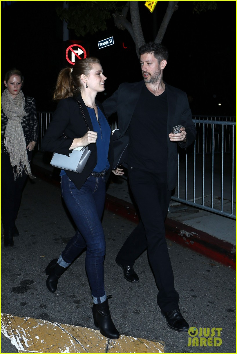 amy adams supports pal justin timberlake at 2020 concert 143001134