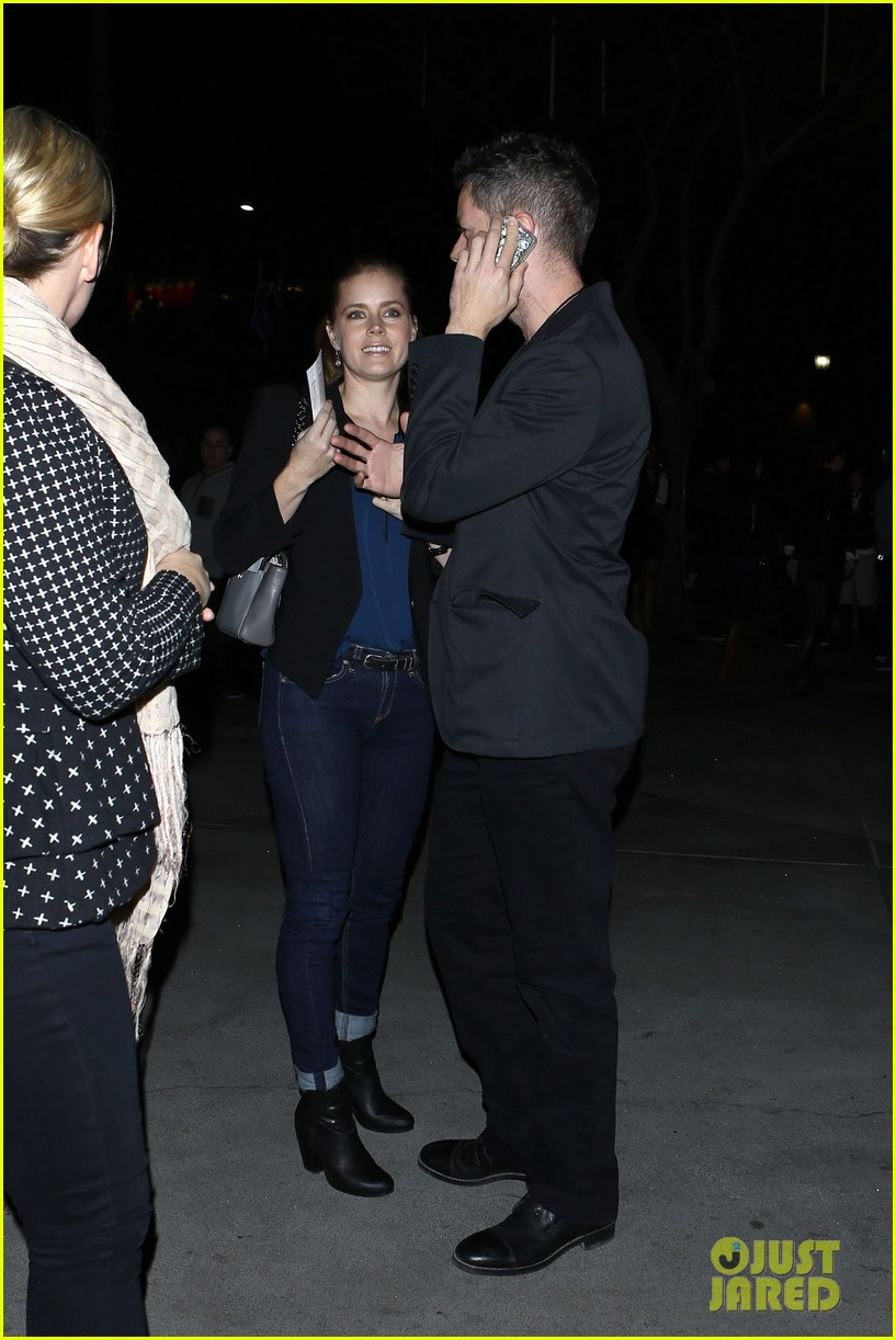 amy adams supports pal justin timberlake at 2020 concert 153001135