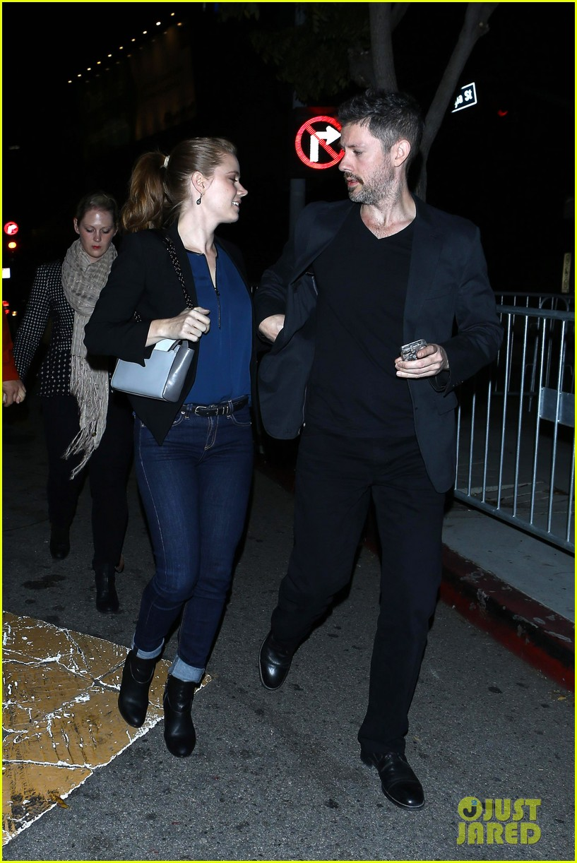 amy adams supports pal justin timberlake at 2020 concert 163001136