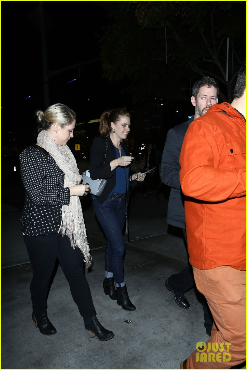 amy adams supports pal justin timberlake at 2020 concert 223001142
