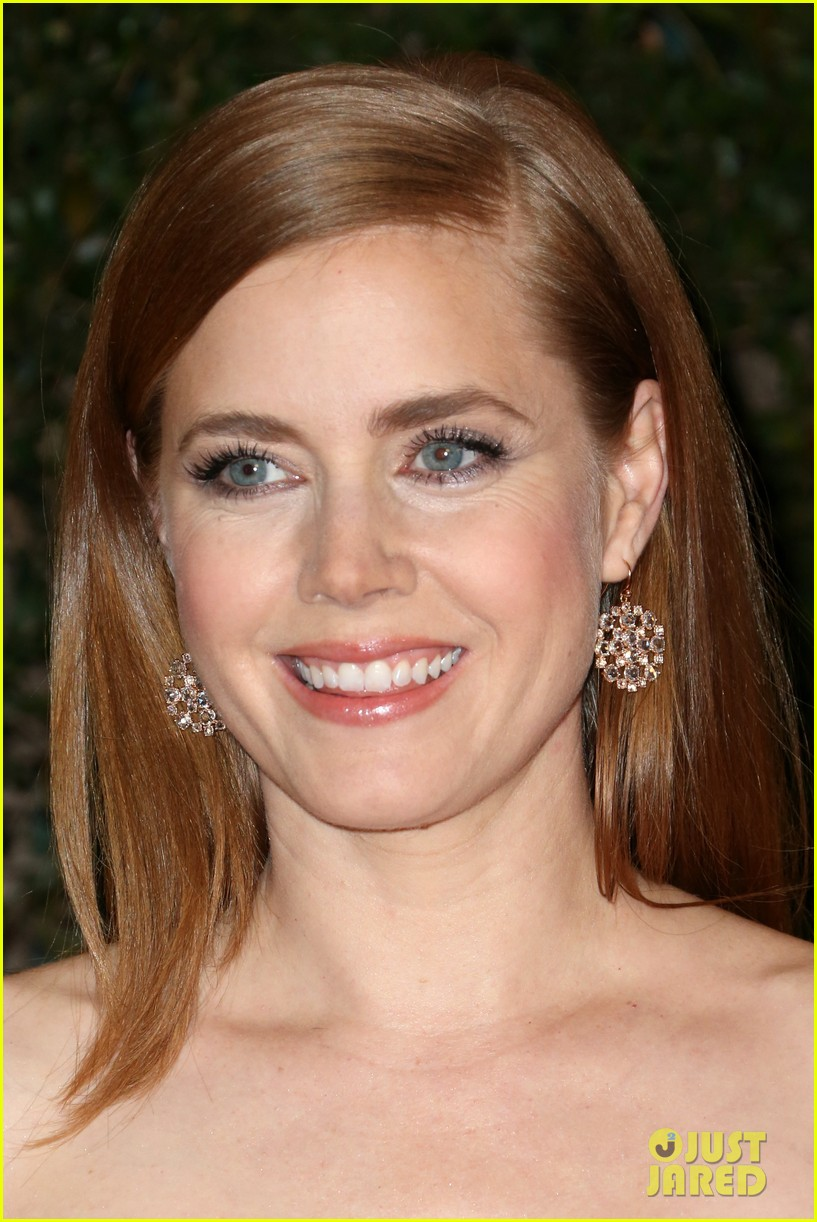 amy adams governors awards 2013 with darren le gallo 022994579