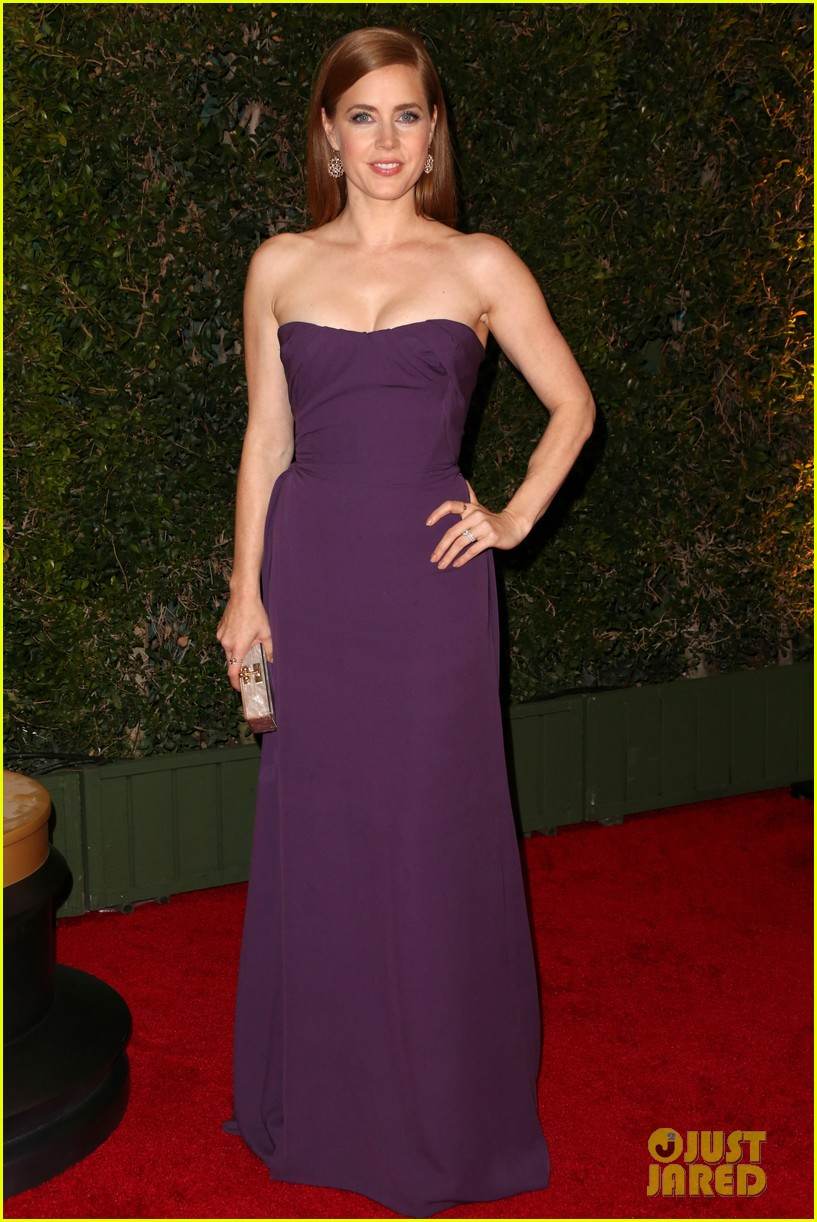 amy adams governors awards 2013 with darren le gallo 03