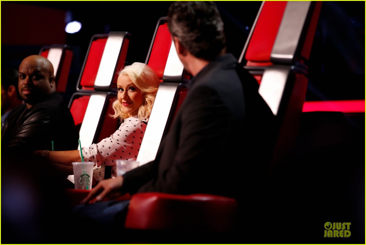 christina aguilera say something on the voice watch now 042986789