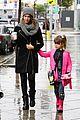 jessica alba cash warren wet family stroll after thanksgiving 10