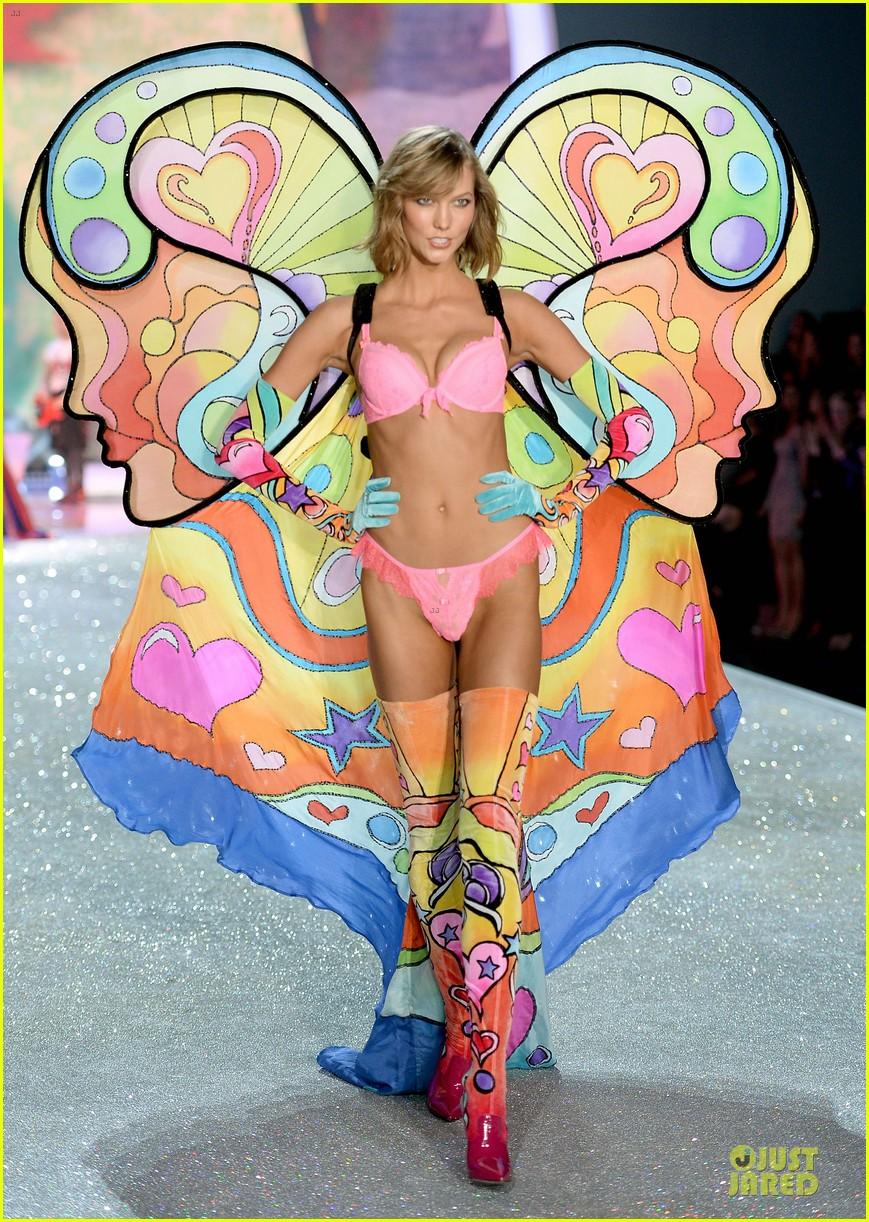 alessandra ambrosio karlie kloss victorias secret fashion show 2013 142992247
