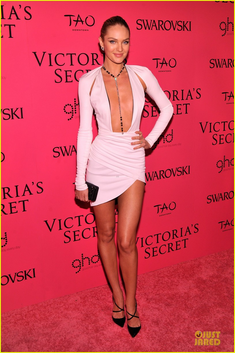 alessandra ambrosio candice swanepoel victorias secret fashion show after party 03