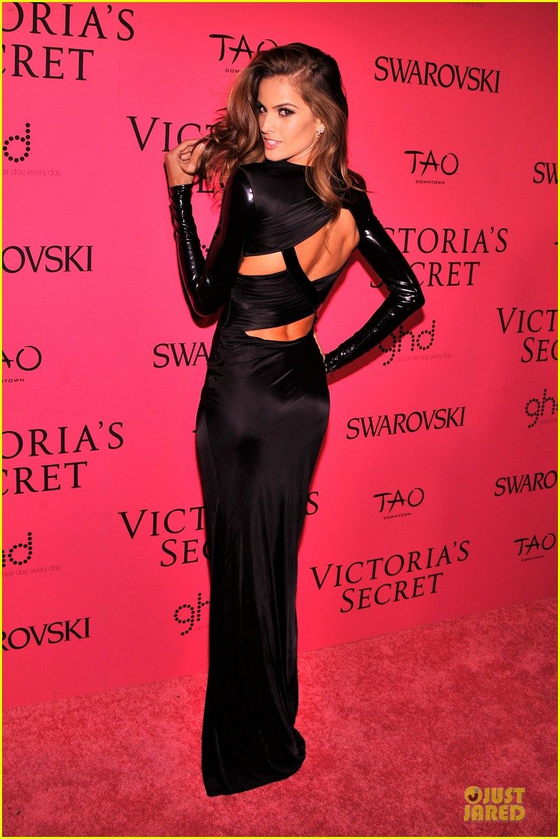 alessandra ambrosio candice swanepoel victorias secret fashion show after party 092992466