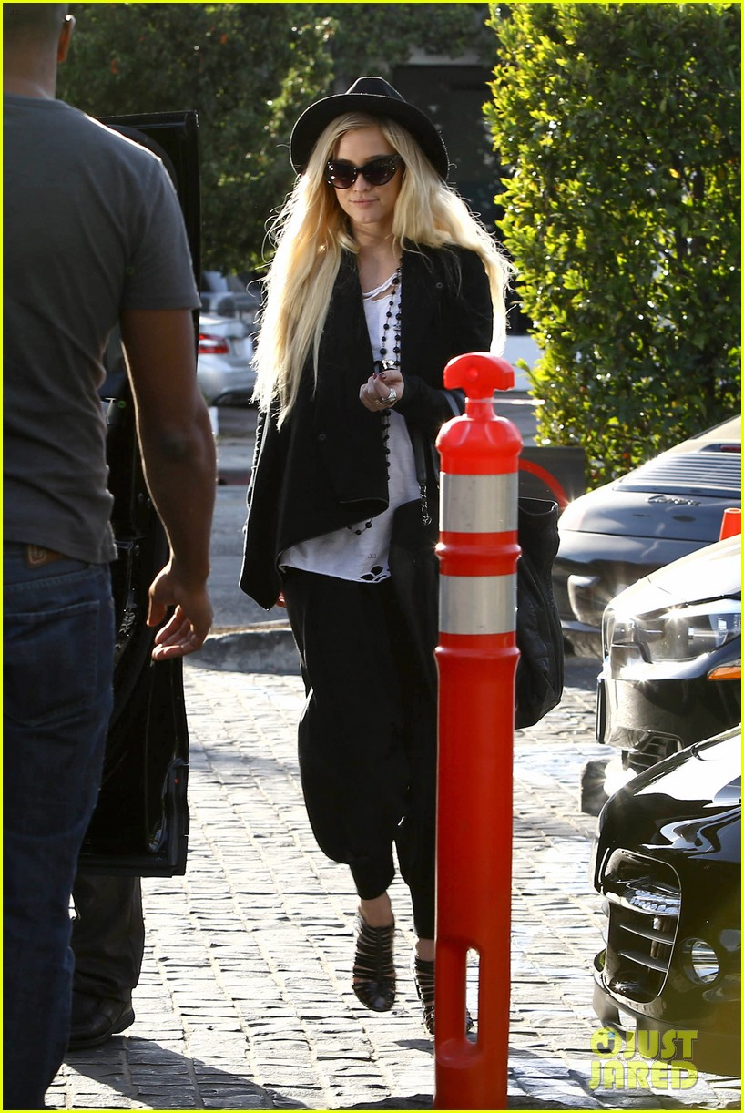 ashlee simpson evan ross hollywood date night 04