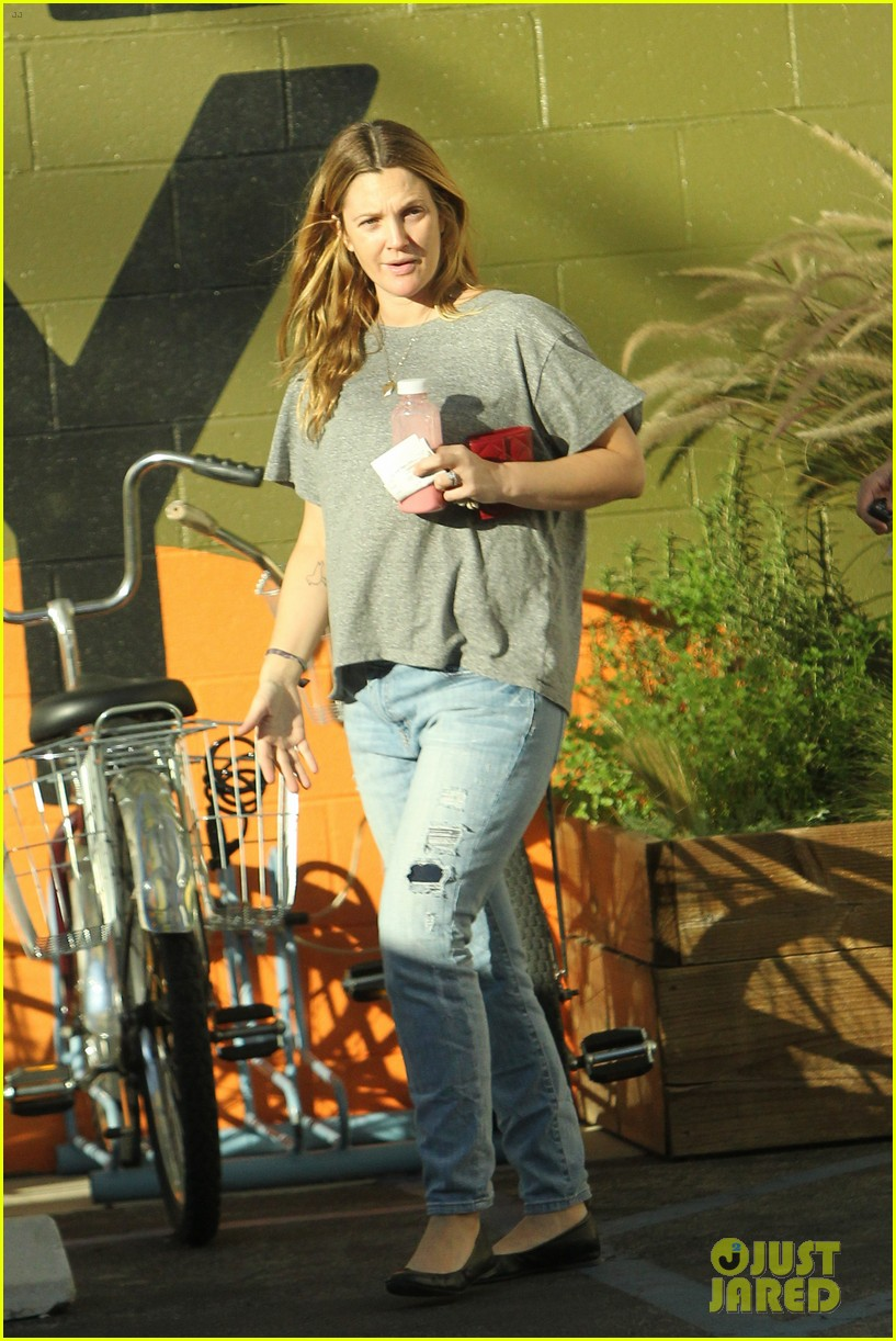 drew barrymore thanksgiving grocery shopping 043001979