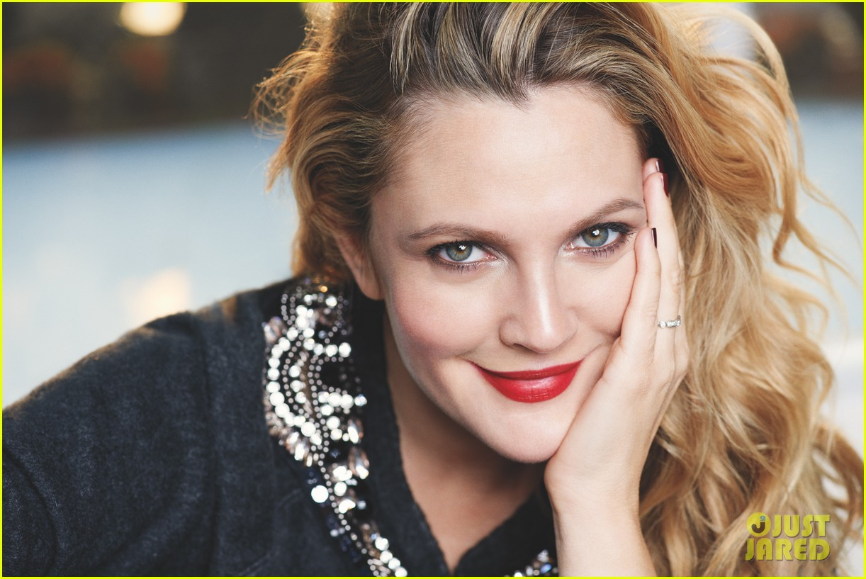 drew barrymore covers womens health december 2013 012992839