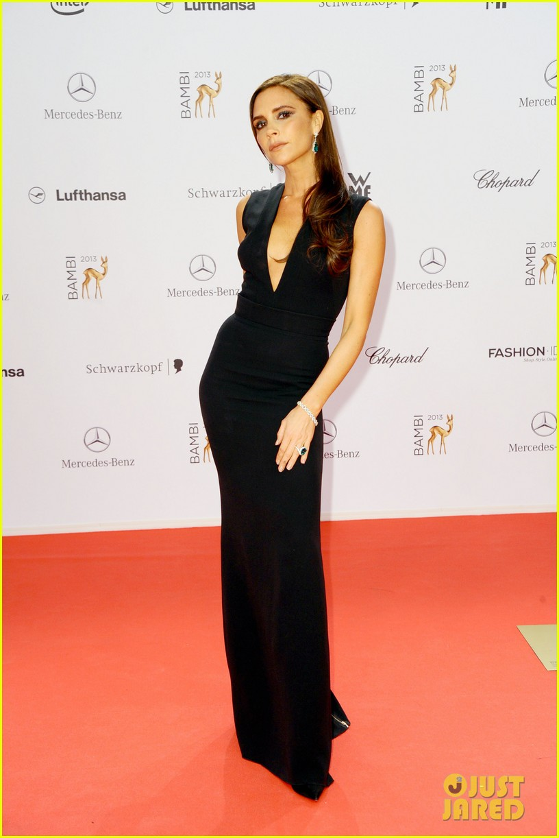 victoria beckham wins at bambi awards 2013 152992869