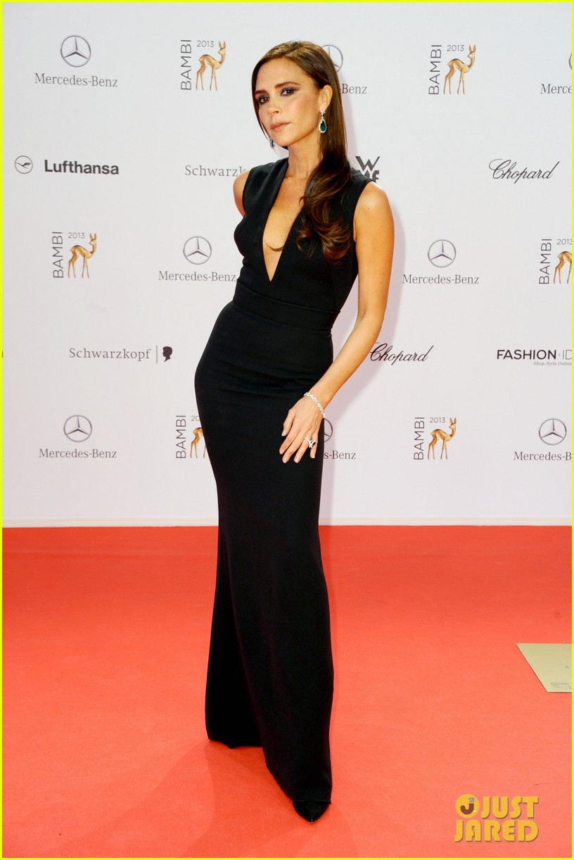 victoria beckham wins at bambi awards 2013 192992873