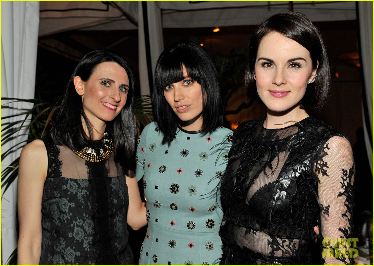 camilla belle jessica pare erdem chateau marmont dinner 062993426