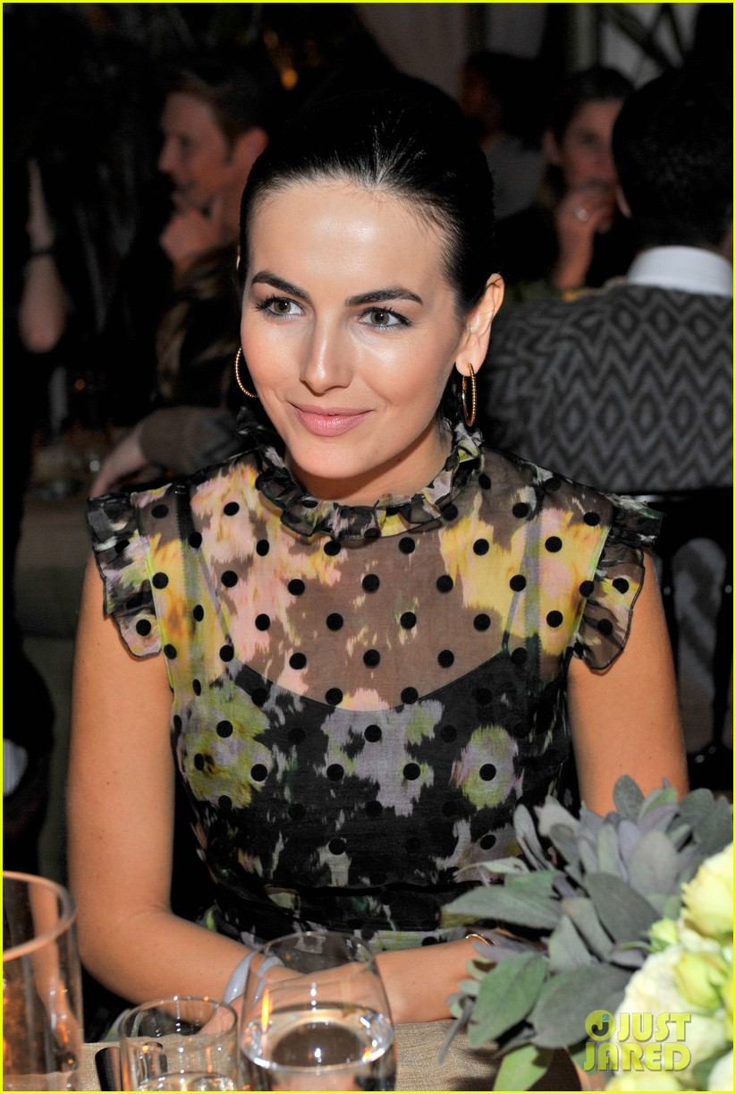 camilla belle jessica pare erdem chateau marmont dinner 082993428