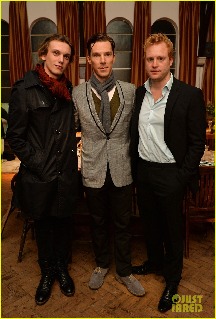 benedict cumberbatch jamie campbell bower cinecity film festival party 022992111