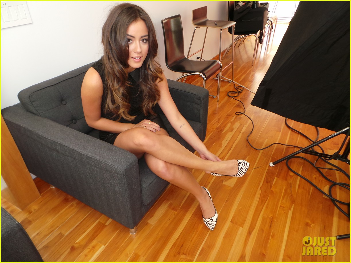 chloe bennet jj spotlight of the week bts 10