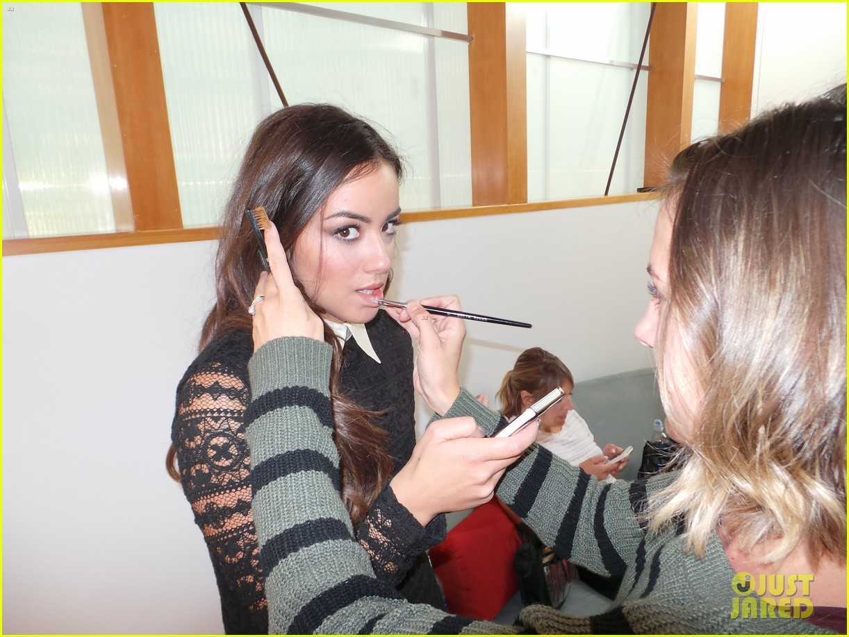 chloe bennet jj spotlight of the week bts 112996100