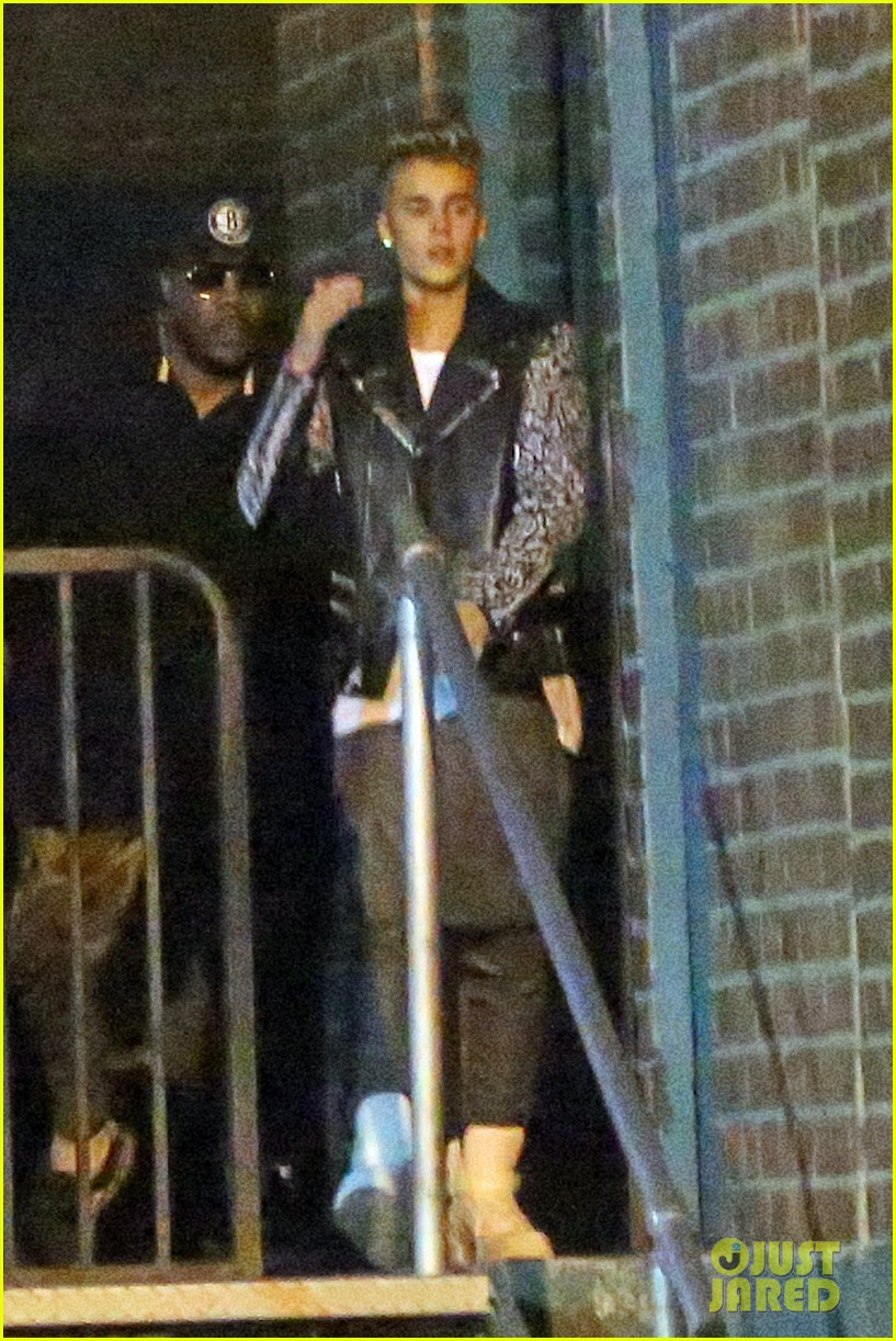 justin bieber late night all that matters video shoot 02
