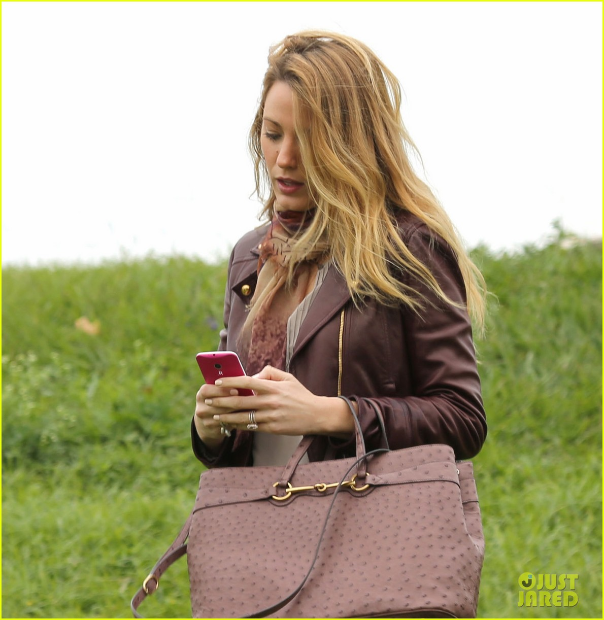 blake lively chocolate is good for my morale 052986567