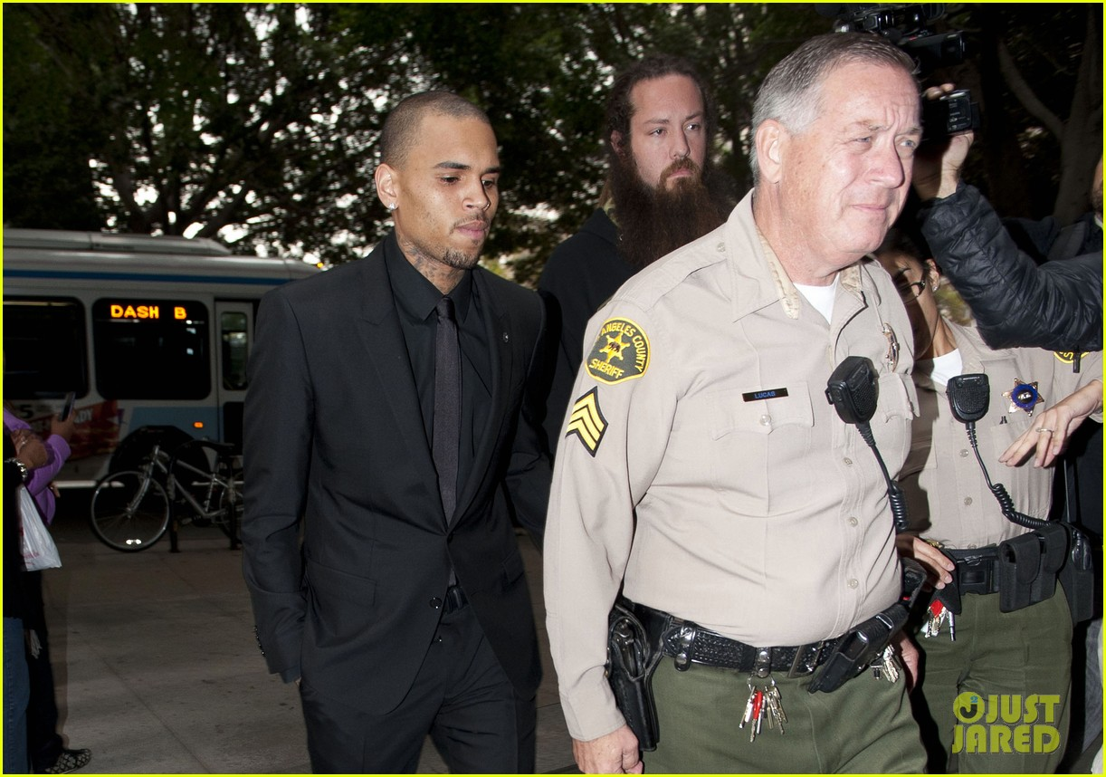 chris brown sentenced to 90 days in rehab facility 082996808