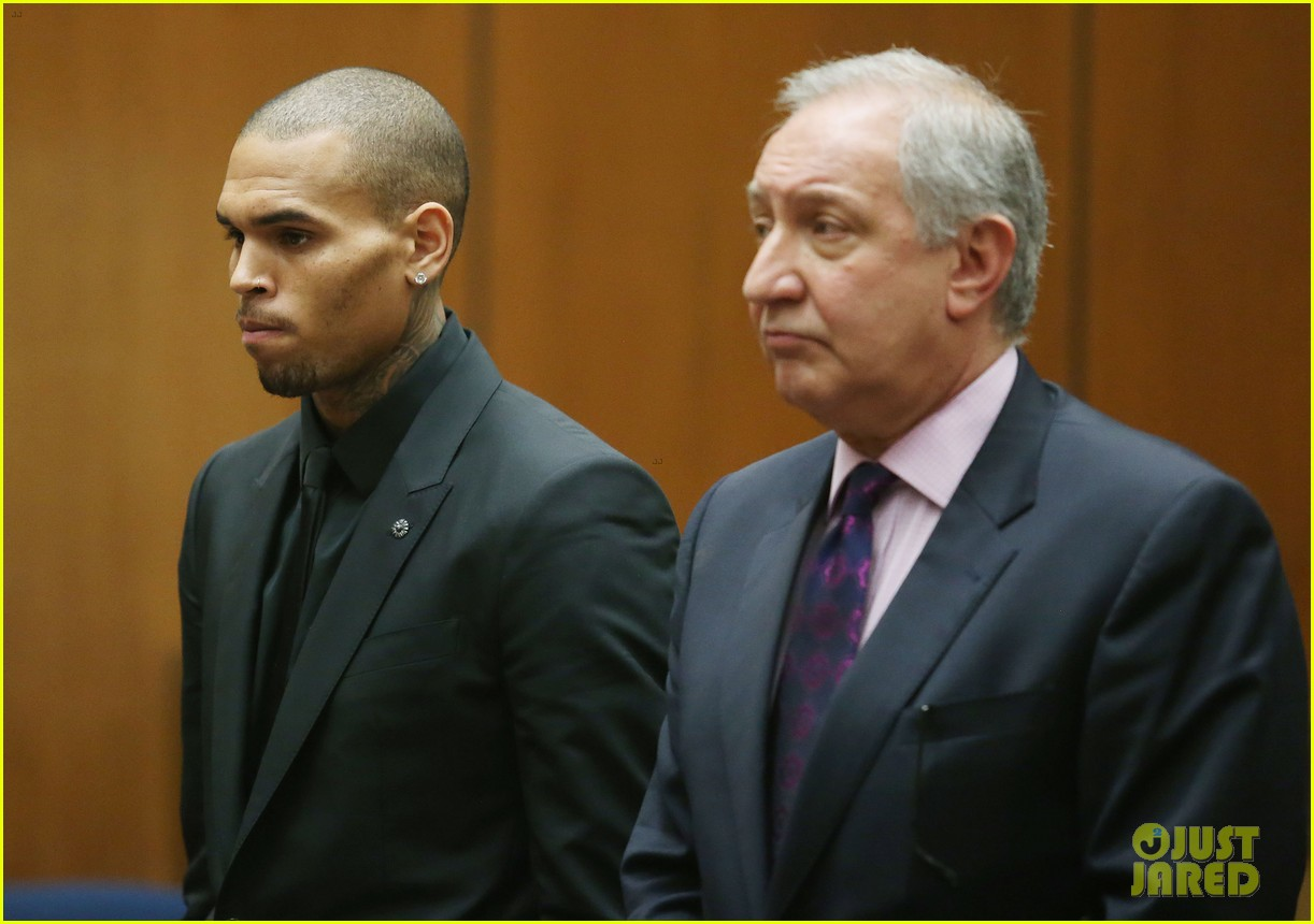 chris brown sentenced to 90 days in rehab facility 102996810