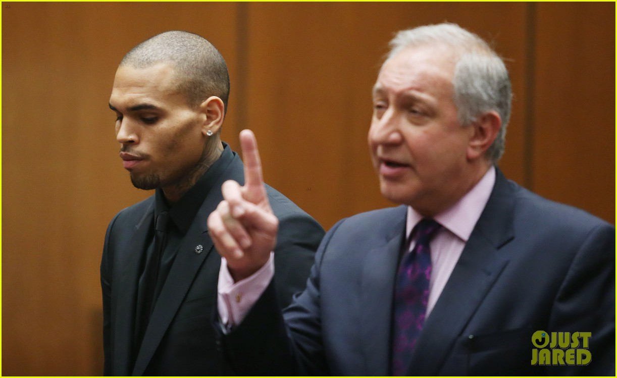 chris brown sentenced to 90 days in rehab facility 112996811