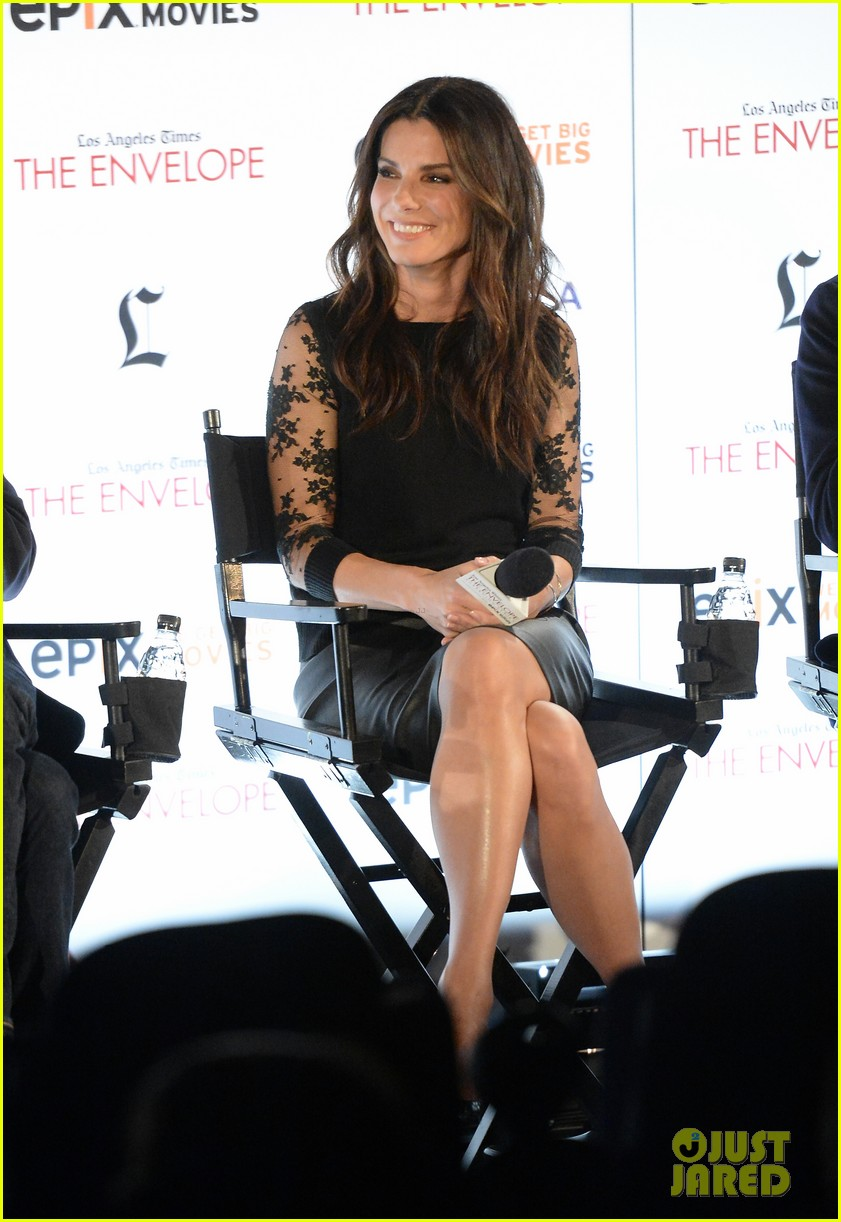 sandra bullock la envelope screening series of gravity 062988349