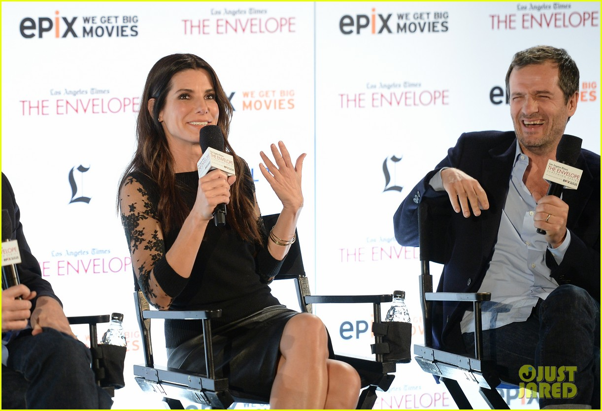 sandra bullock la envelope screening series of gravity 132988356