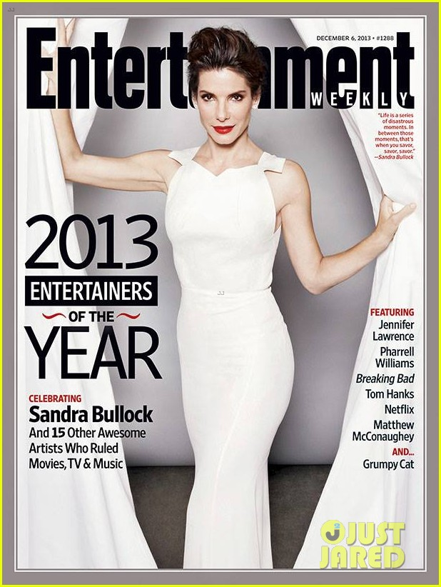 sandra bullock ew entertainer of the year3000127