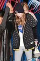 cara delevingne suki waterhouse winter wonderland fun 02