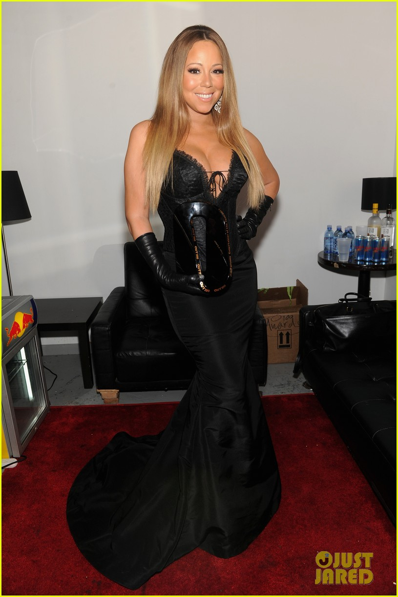 mariah carey out100gala after negative idol comments 012993114