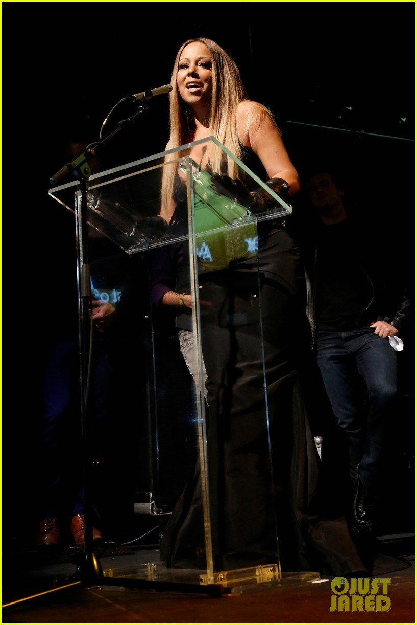 mariah carey out100gala after negative idol comments 052993118