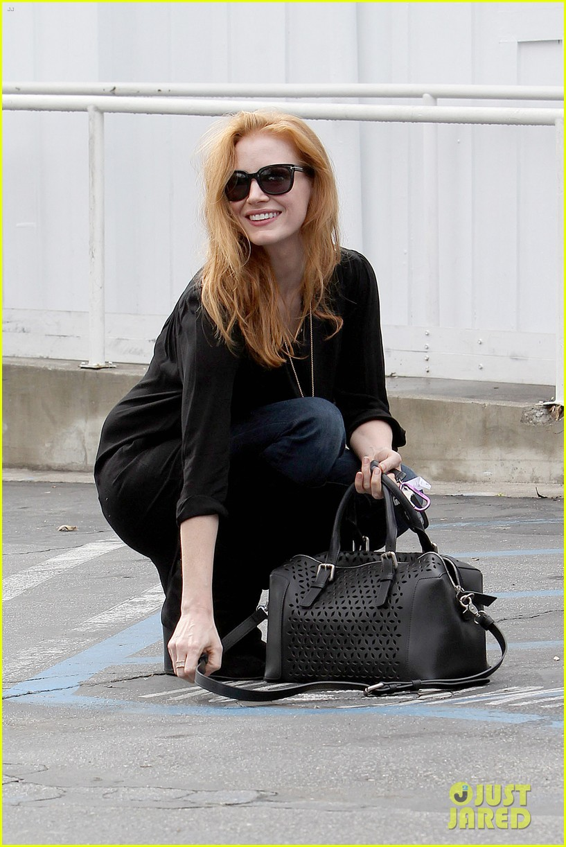jessica chastain scripted content film for vogue watch now 042997465
