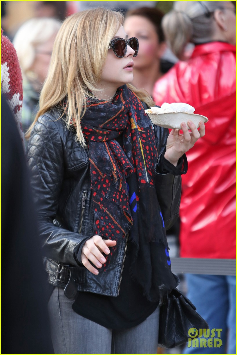 chloe moretz family time after if i stay filming 052999967